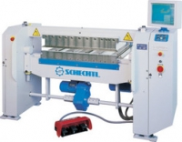 Электромеханический сегментный гибочный станок SCHECHTL МАXI