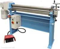 Электромеханические вальцы Prinzing RME 60/153, RME 70/153, RME 85/153 и RME 100/153