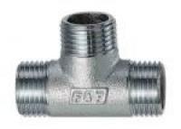 FAR Тройник HP хромированный FAR FC 5515 12