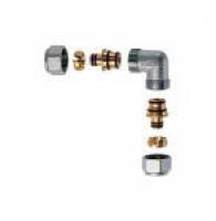 FAR Угольник для металлопластиковых труб FAR FC 5361 12 58190