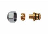 FAR Концовка для пластиковых труб (накидная гайка с метрической резьбой) FAR FC 6052 80185