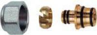 FAR Концовка для металлопластиковых труб (накидная гайка с метрической резьбой) FAR FC 6055 44191