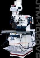 Вертикально-фрезерный станок JET JTM-1050 VS