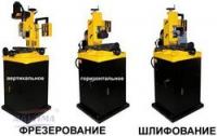 Станок фрезерный по металлу Корвет-416