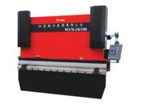 Гидравлический гибочный пресс Yangli WC67K 80/2500