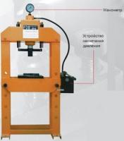 Пресс гидравлический FDB Maschinen (ФДБ) HR-30G