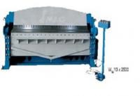 Гидравлический листогиб Алиста W62Y-3X2500  (DRO)