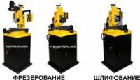 Фрезерный станок по металлу Корвет 416 (ЭНКОР, Россия)