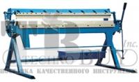 Ручной листогибочный пресс Алиста W1.5X1050